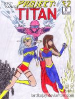 PROJECT: TITAN ep 08 cover by LordKojay