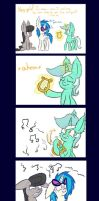 Lyra comic 2 by Heir-of-Rick