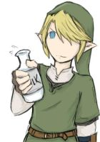 First ID - Link by Hylian-Link