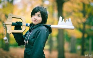 Xion - Autumn by Kurai-Hisaki
