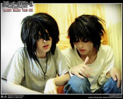 Death Note: BBxL BK Y.1 2 by Maxieyi