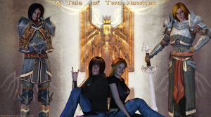 A Tale Of Two Hawkes *cover* by Savvid