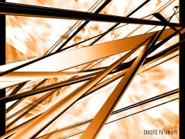 chaotic pathways008 by xerro