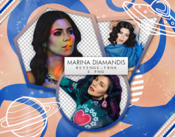 Pack PNG #1 - Marina Diamandis by revenge-frnk