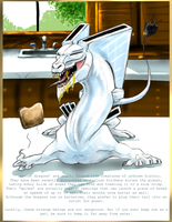 Toaster dragon - for Helne by Kezrek