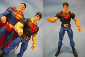 Superboy DC Universe by cusT0M