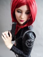 Deadly, Like a Black Widow by DreamsOverRealityCos