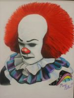 Pennywise by MarioInk