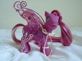 custom my little pony Day dream 2 by thebluemaiden