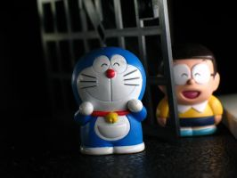 Doraemon and Nobita 2 by yudhistirautomo