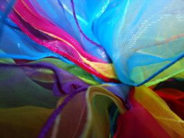 Colourful Nets by TinBramble