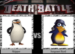 Death Battle 62: Military Penguins! by HailfirePhantom