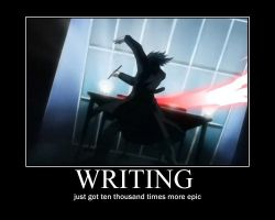 Ill take their name....and write it!!! by GundamFan33