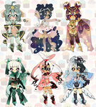 CLOSED: ADOPTABLE AUCTION by Lolisoup