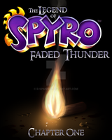 Faded Thunder: Chapter 1 Cover by R-Spanner