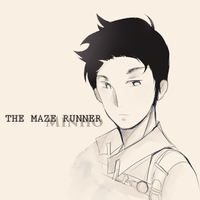 The Maze Runner- Minho by Hitorinbo