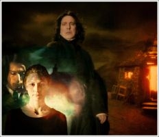 Welcome Severus by Irrbis