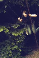 Swings. by vixen003