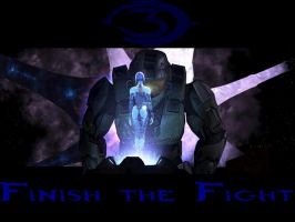 Finished the Fight v2 by counterfox