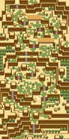 New Map of Pokemon Terra Firma by Tratas