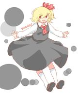 Rumia by Yoruny