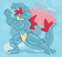 The Anthro Feraligatr