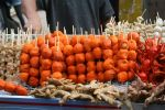 April Appreciation, for April 20th, STREET FOODS by heart-WORM