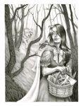 Red Riding Hood by Slaughterose