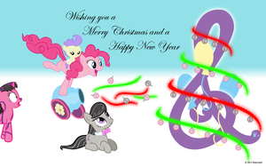 Merry Christmas and a Happy New Year by nsaiuvqart