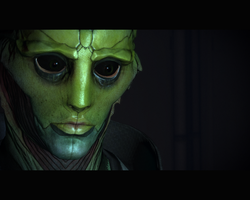 Mass Effect 2 - Thane by rog1234