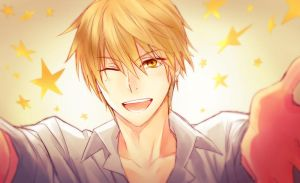 Kise Ryota by Zoo-chan