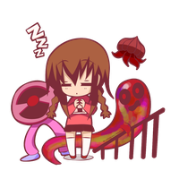 -:: Yume Nikki ::- by RE-sublimity-kun