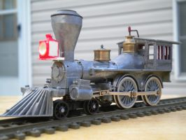 HO Scale Texas WIP by gunslinger87