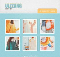Ulzzang icons set 13 20 pic. by Minyoung-ssi