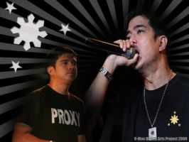 A tribute to Francis Magalona by vhive