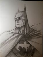 BATMAN by Sandoval-Art
