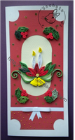 Quilling - card 127 by Eti-chan
