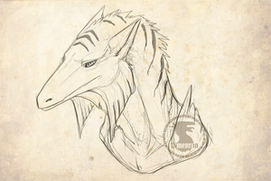 Sketch by Dimenran