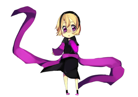 wow i drew rose lalonde by Flying-French-Spoon