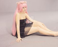 Luka Megurine cosplay by napacool