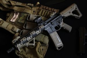 MK18 Mod 1 Setup by Marryl