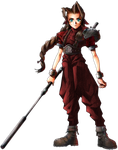 SOLDIER Second Class Aerith by DrakeClawfang