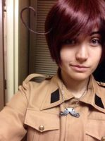 nothin' like some romano selfies by morningkatie