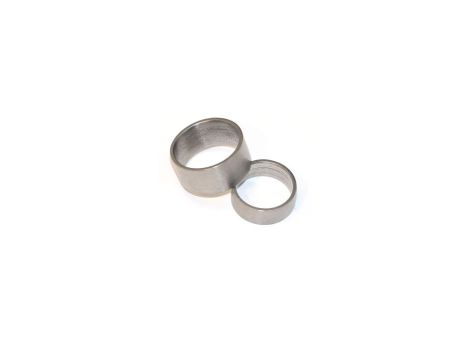 Tungsten engagement rings by timjo