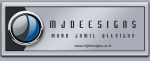 MJDeesigns Official Logo by mjamil85