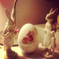 Easter decorations by mirry92