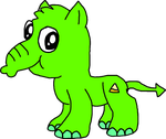 Fred Fredburger Ponified by Blackrhinoranger