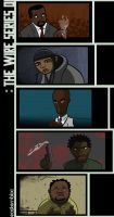 series 03 - the wire part 1 by easternBloc