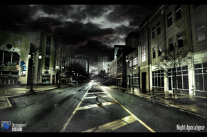 Night Apocalypse by Christophere13