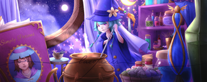 Simply Potions by lacelazier